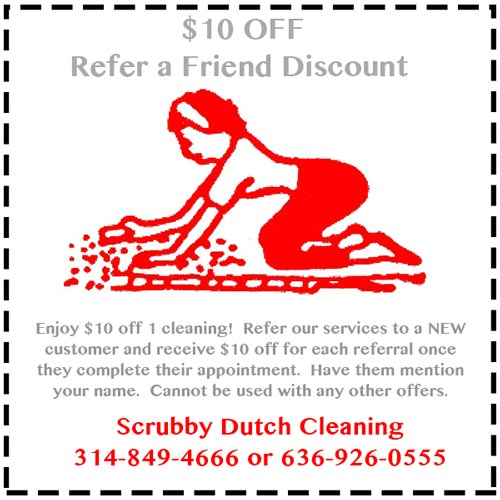 Refer a Friend Coupon