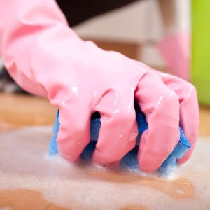 Hand Scrubbing Counter